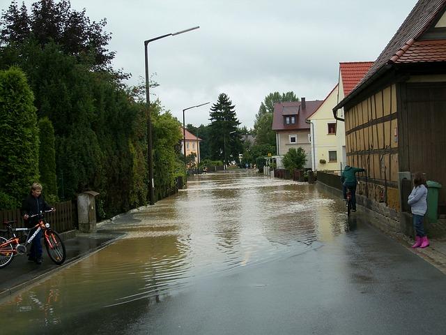 Odszkodowanie od dewelopera za zalanie